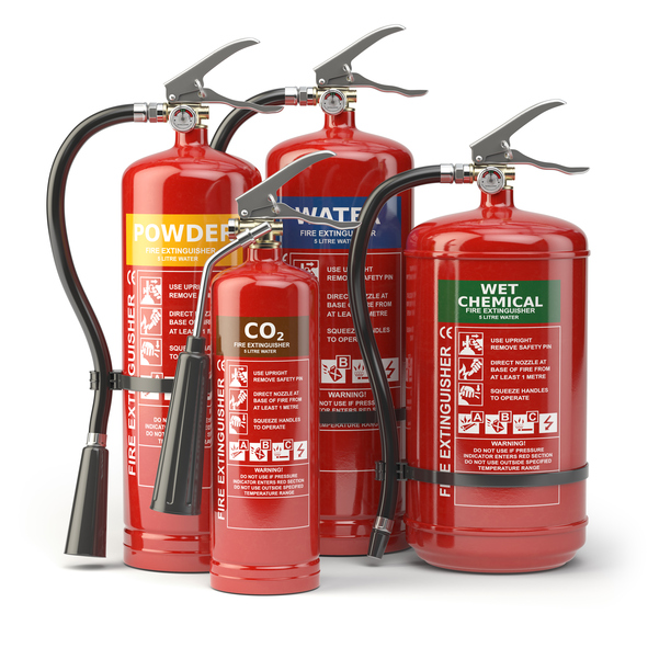 How to Read a Fire Extinguisher Label